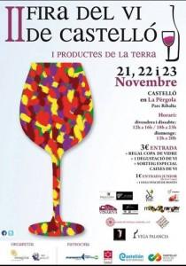 II Feria del Vi de Castelló